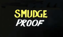 Smudge Proof Chalk