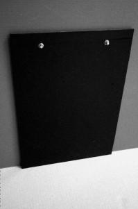 Magnetic fix gloss or matt boards for fridges or steel