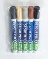 Grout Pens